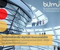 IT-Mittelstand fordert Aufbruch in die digitale Souveränität
