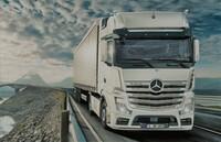 J.C. Breen & Co Ltd. feiert 35-jähriges Bestehen mit Mercedes-Benz Actros 2535