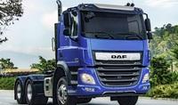DAF liefert 200 Schwerlastwagen nach Kolumbien