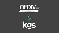 kgs und OEDIV geben Partnerschaft bekannt