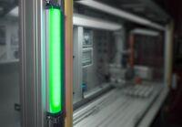 SIGNALED II RGB: Farbiges Licht schafft Klarheit bei Informationen