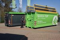 Quick Top - Containerabdeckung von Ellermann Ganderkesee