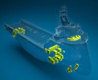 Industrielle Automatisierungslösung für die autonome Schifffahrt