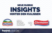 """Neue foodjobs.de-Rubrik """"Insights"""" liefert exklusive Einblicke in Unternehmen der Lebensmittelbranche"""