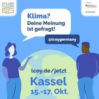 LCOY Deutschland - Junge Klimakonferenz in Kassel
