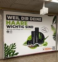 CAPANOVA GmbH: Heute startet die deutschlandweite Plakatkampagne für Müller Drogerie
