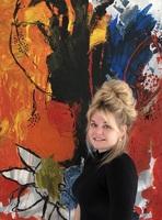 Abstrakte Leidenschaft - die Kunst der Vanessa Kuhn