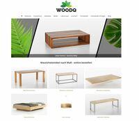 Nachhaltige und zeitlose Möbel aus Massivholz bei Woodq