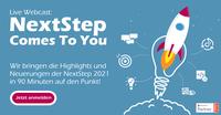 NextStep Comes To You 2021 - die deutsche Review