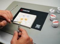 Veredelung in nur einem Schritt: StarCeram® complete von Kyocera