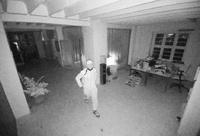 Nächtlicher Einbruch in Video Agentur