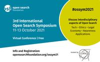 3. Open Search Symposium - Neues zur offenen Internetsuche in Europa