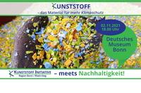 Kunststoff für mehr Klimaschutz - Kunststoff meets Nachhaltigkeit im Deutschen Museum Bonn