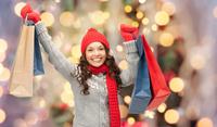 Für das Weihnachtsgeschäft - Papiertragetaschen von Pack4Food24