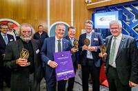 ENERGIEMANAGER DES JAHRES: Preis des Jahres 2020 an EnBW-Chef Frank Mastiaux überreicht