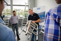 KRAUSE stellt Produktneuheiten auf der Arbeitsschutzmesse A+A in Düsseldorf vor