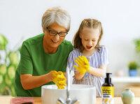 Über 15.000 Kinder lernen das korrekte Waschen der Hände mit einer sichtbaren Seife
