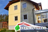 Fassadenreinigung mit Mehrwert im Schonverfahren