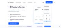 Ripple kaufen und Ethereum kaufen