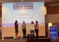 """KI im Qualitätsmanagement - AC Süppmayer gewinnt den """"Innovationspreis für die digitale Zukunft des Kundenservice"""""""