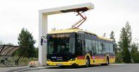 Scania: Auf dem Weg zum emissionsfreien öffentlichen Verkehr