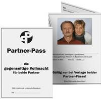 Neu: Der Partnerpass