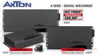 Modern, stark, günstig - AXTONs Digital-Verstärker
