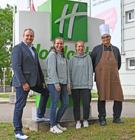 Holiday Inn Lübeck: Neue Ideen aus der Region fördern
