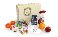 Gesund und süß: Im Advent liefert fruiton bundesweit Präsente an die Arbeitsplätze und nach Hause