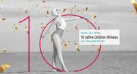 Jubiläum: fitnessRAUM.de wird 10 - Zeit zu feiern!
