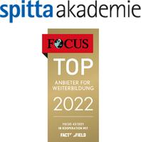 Erneut ausgezeichnet: Spitta Akademie ist Top-Anbieter für Weiterbildung 2022