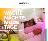 Wache Nächte, müde Tage - So schläft Deutschland