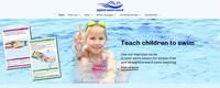 Teaching children to swim: All resources now online at digital-swim-coach