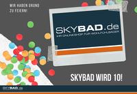 10 Jahre Skybad - das macht uns aus