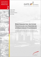 Studie nimmt Websites deutscher Hochschulen für internationale Studierende unter die Lupe
