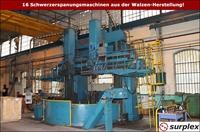 Maschinen für die Schwerzerspanung (Walzen-Herstellung)