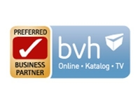 NETFORMIC ist Preferred Business Partner des bvh - Bundesverband des Deutschen Versandhandels e.V.