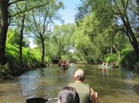 Kanu-Wandertage auf dem Glan: Erlebnispädagogik