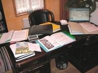 Zeitmanagement und Büroorganisation verhindert Burn Out