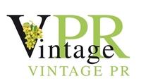 Vintage PR setzt sich ein - für den Wein