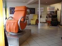 Keyton Massagesessel Ausstellung erstrahlt in neuem Glanz