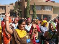 Das Hunger Projekt feiert 100 Jahre Weltfrauentag
