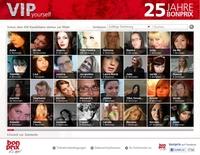 """""""VIP yourself"""" sucht das bonprix-Gesicht 2011"""