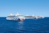AIDA als einziges touristisches Unternehmen unter den 10 besten Arbeitgebern 2011