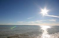 Strand Meeresblick Leuchtturm Sauna Ruegen Dünenresidenz Seebad Juliusruh