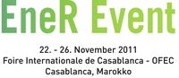 EneR Event 2011 vom 22.-26. November in Casablanca, Marokko