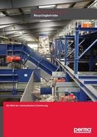 perma Schmiersysteme im Einsatz in Recyclingbetrieben