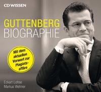 Bestseller bei audio media:  Das Hörbuch zur Guttenberg-Biographie