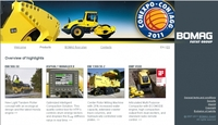 CONEXPO Show in Las Vegas: BOMAG informs on its highlights