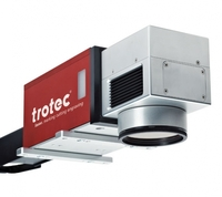 Product Innovation from the Laser Manufacturer Trotec:   ProMarker - The Laser with a Printer Driver